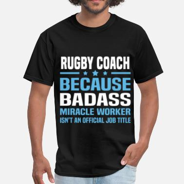 Coach Rugby Rugby Coach - Men's T-Shirt