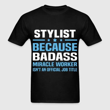 Stylist - Men's T-Shirt