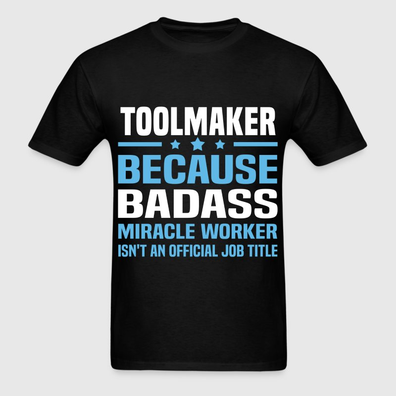 Toolmaker - Men's T-Shirt