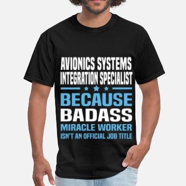Avion Avionics Systems Integration Specialist - Men's T-Shirt