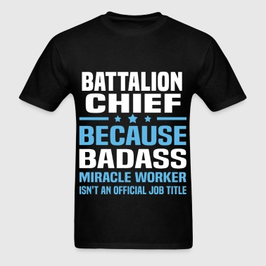 Battalion Chief - Men's T-Shirt