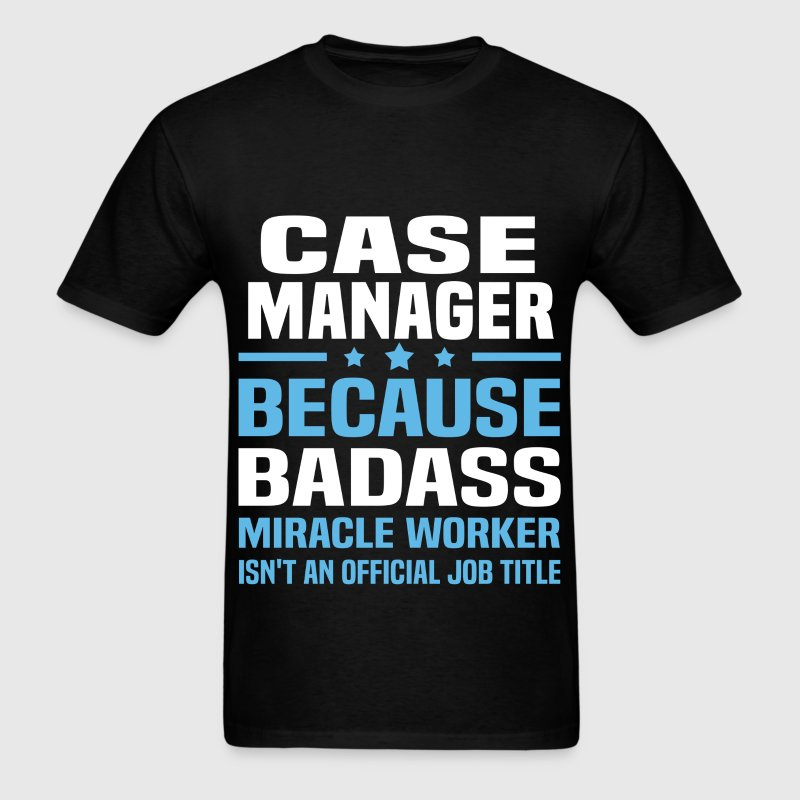 Case Manager - Men's T-Shirt