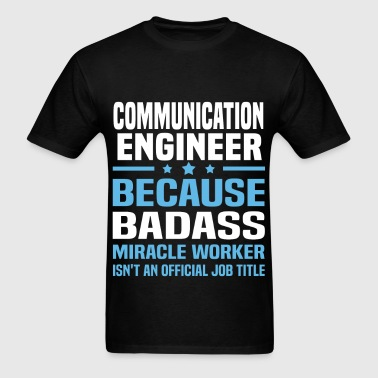 Communication Engineer - Men's T-Shirt