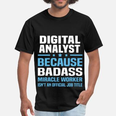 Digital Digital Analyst - Men's T-Shirt