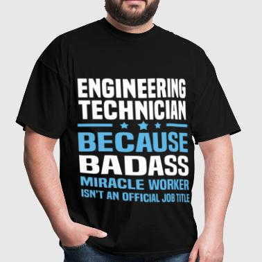 Engineering Technician - Men's T-Shirt