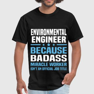 Environmental Engineer - Men's T-Shirt