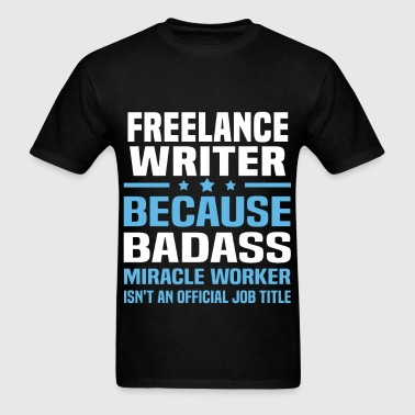 Freelance Writer - Men's T-Shirt