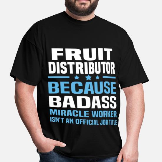 Fruit Distributor Men's T-Shirt | Spreadshirt