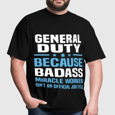 General Duty - Men's T-Shirt