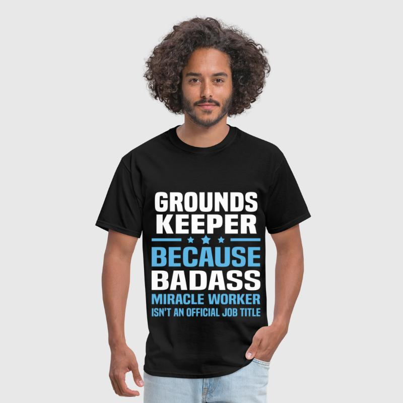 Grounds Keeper - Men's T-Shirt