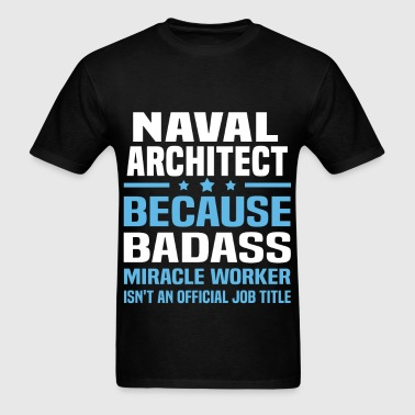 Naval Architect - Men's T-Shirt