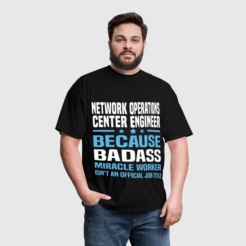 Network Operations Center Engineer - Men's T-Shirt