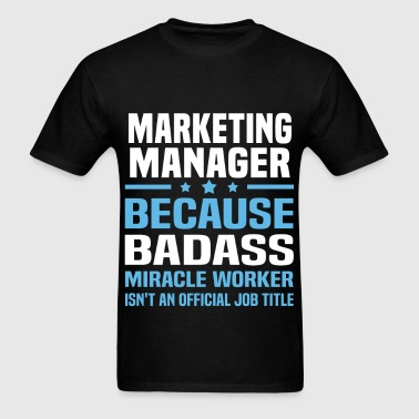 Marketing Manager - Men's T-Shirt