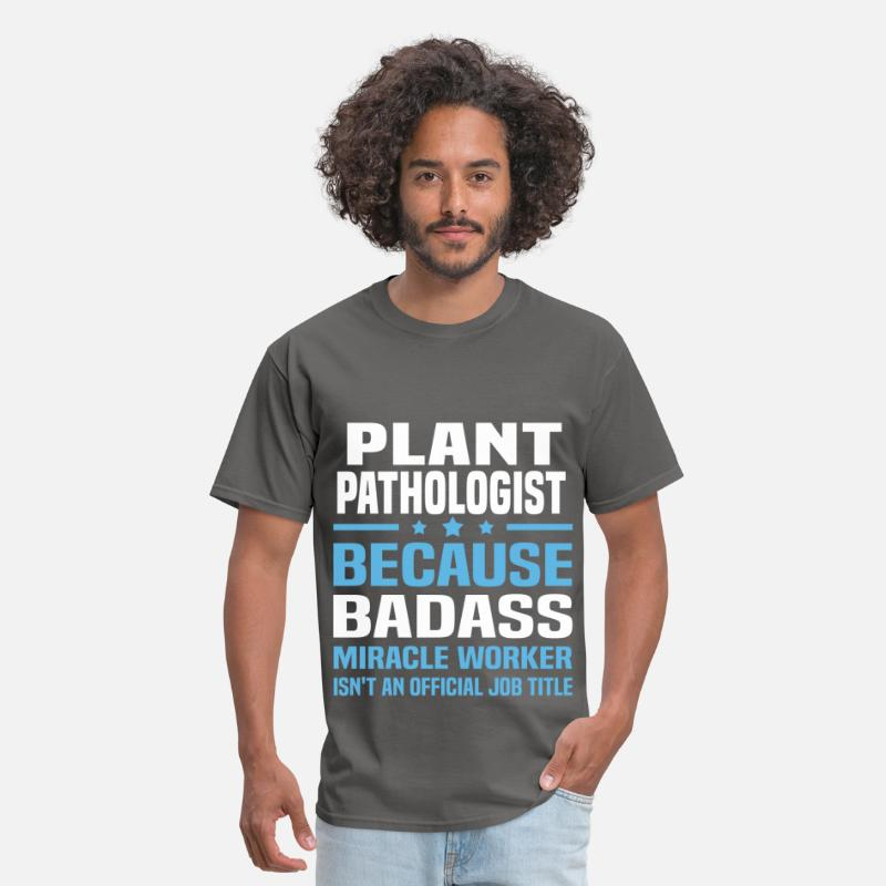 983b4344 Plant Pathologist Men's T-Shirt | Spreadshirt