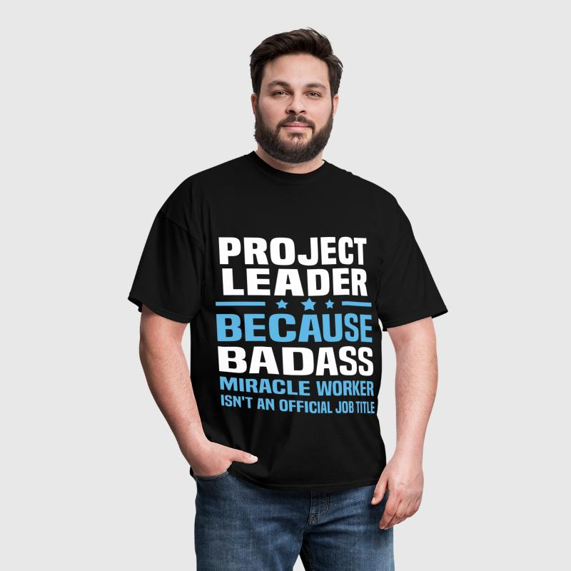 Project Leader - Men's T-Shirt
