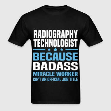 Radiography Technologist - Men's T-Shirt