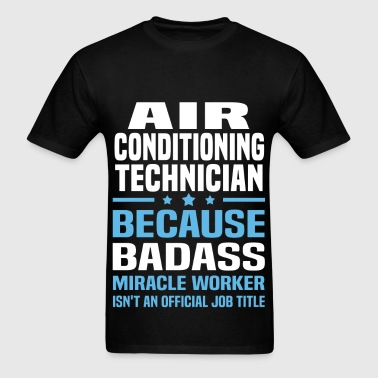 Air Conditioning Technician - Men's T-Shirt