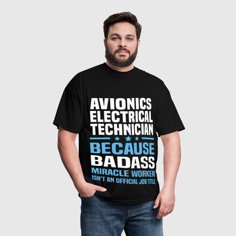 Avionics Electrical Technician - Men's T-Shirt