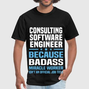Consulting Software Engineer - Men's T-Shirt