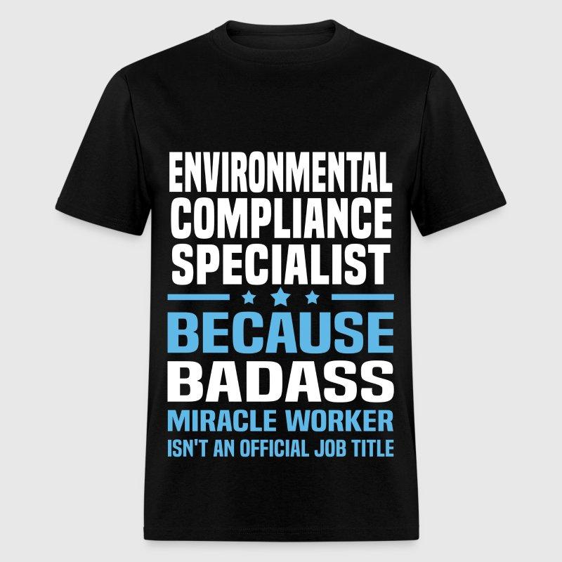 Environmental Compliance Specialist - Men's T-Shirt
