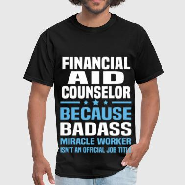 Financial Aid Counselor - Men's T-Shirt