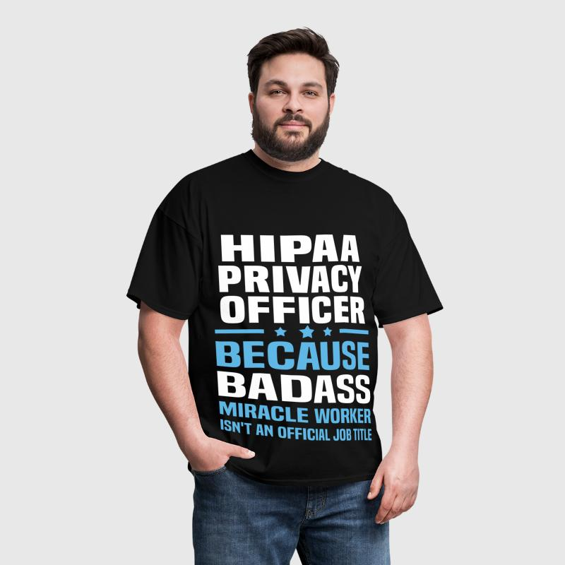 HIPAA Privacy Officer - Men's T-Shirt