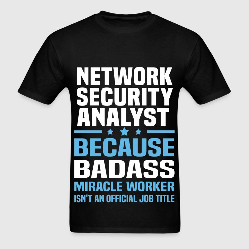 Network Security Analyst - Men's T-Shirt
