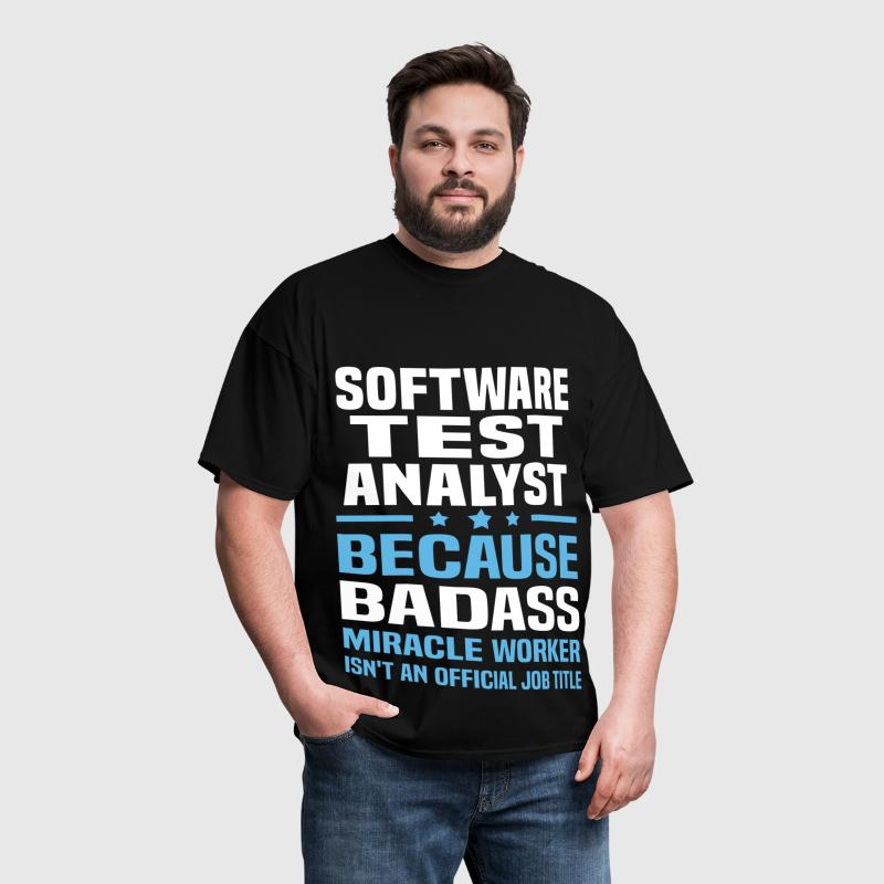Software Test Analyst - Men's T-Shirt