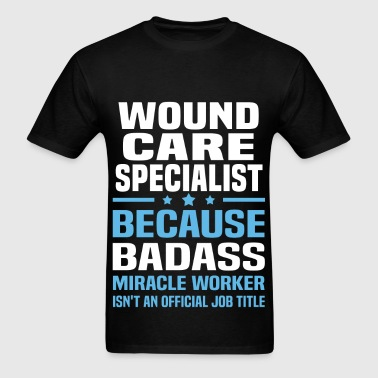 Wound Care Specialist - Men's T-Shirt
