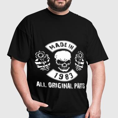 Made in 1983 All original parts - Men's T-Shirt
