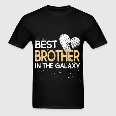 Best Brother in the galaxy - Men's T-Shirt