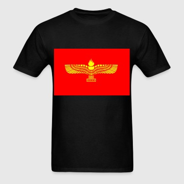 The Aramaic flag - Men's T-Shirt