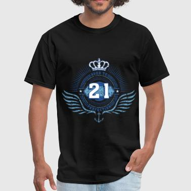 jubilee_crown_21_05 - Men's T-Shirt