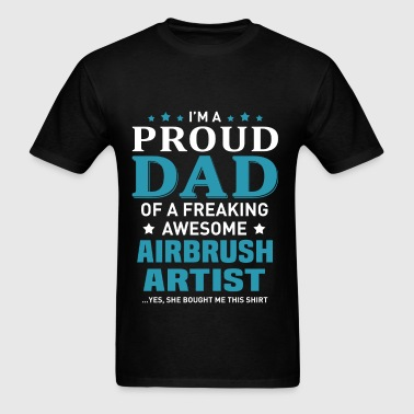 Airbrush Artist - Men's T-Shirt