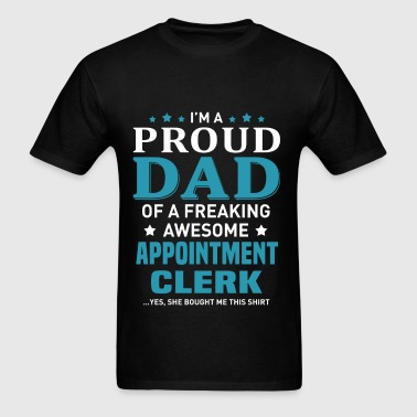 Appointment Clerk - Men's T-Shirt