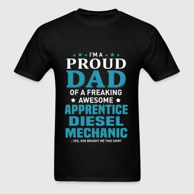 Apprentice Diesel Mechanic - Men's T-Shirt
