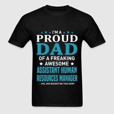 Assistant Human Resources Manager - Men's T-Shirt