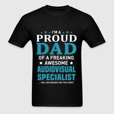 Audiovisual Specialist - Men's T-Shirt