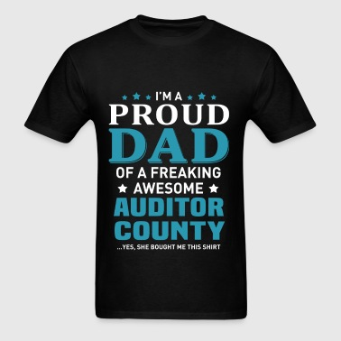 Auditor County - Men's T-Shirt