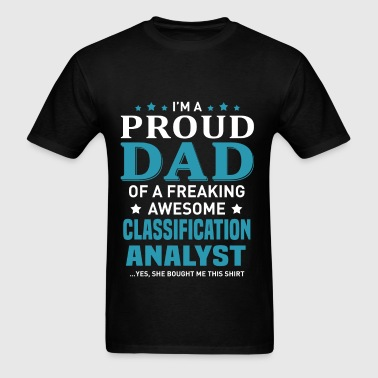 Classification Analyst - Men's T-Shirt