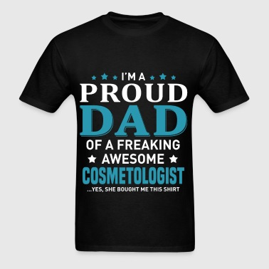 Cosmetologist - Men's T-Shirt