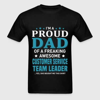 Customer Service Team Leader - Men's T-Shirt