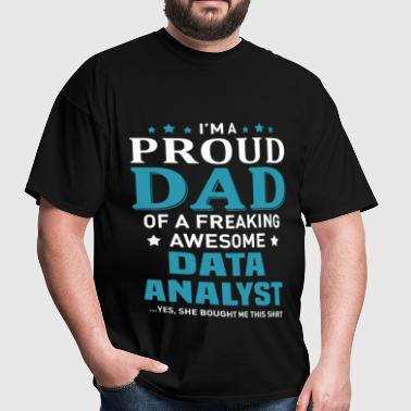 Data Analyst - Men's T-Shirt