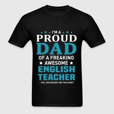 English Teacher - Men's T-Shirt