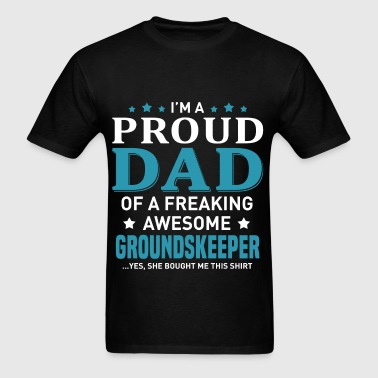 Groundskeeper - Men's T-Shirt