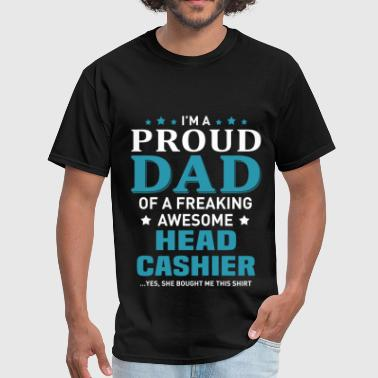 Head Cashier - Men's T-Shirt