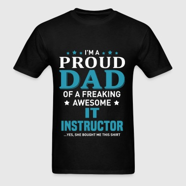 IT Instructor - Men's T-Shirt
