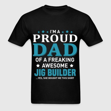 Jig Builder - Men's T-Shirt