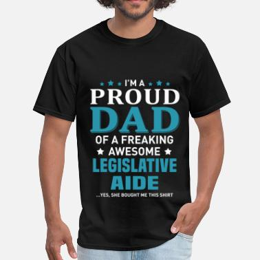 Legislative Aide Legislative Aide - Men's T-Shirt