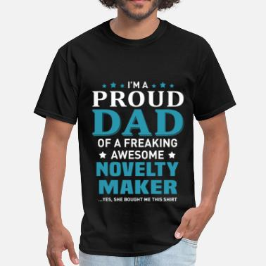 Novelty Novelty Maker - Men's T-Shirt